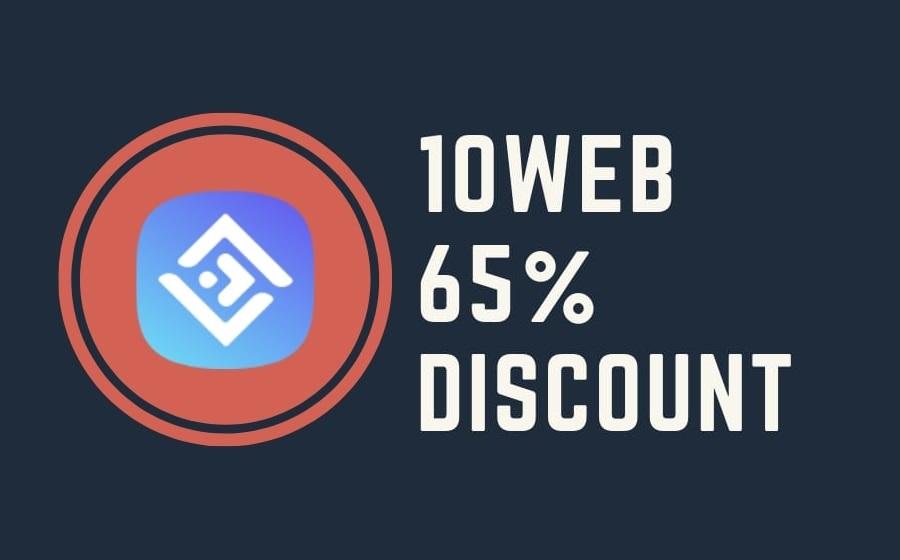 10Web Coupon & Discount Code