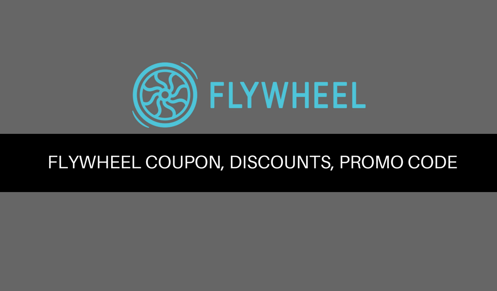 Flywheel Black Friday Coupon & Discount