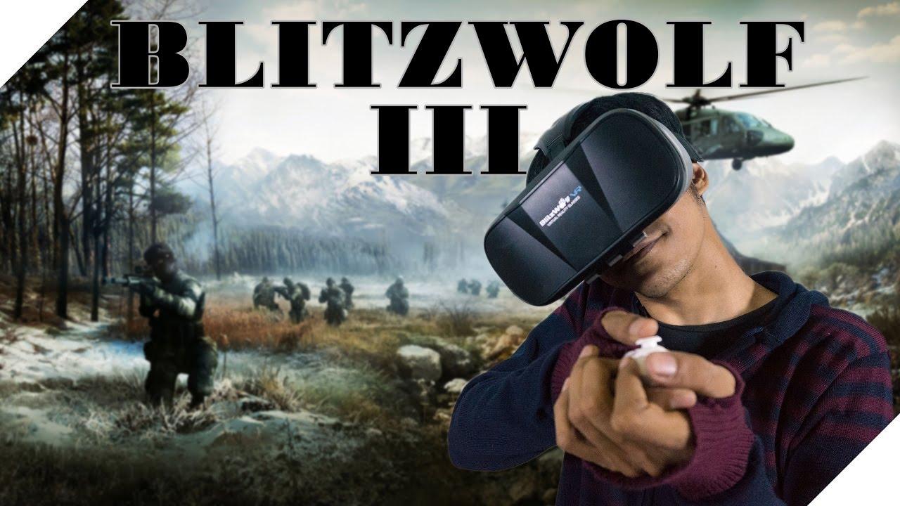 BlitzWolf WR-VR3