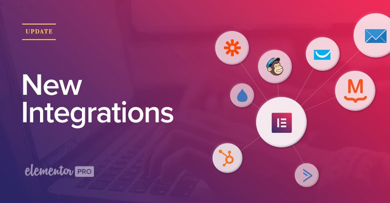 Elementor Integrations