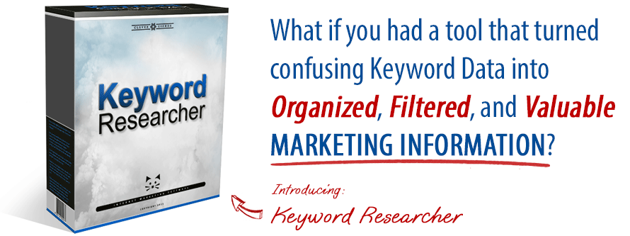 Use Keyword Researcher Discount and Get it at 30% Discount Now. Also, See Keyword Researcher Coupon & Promo Code. Limited Time Deals, Claim Now.