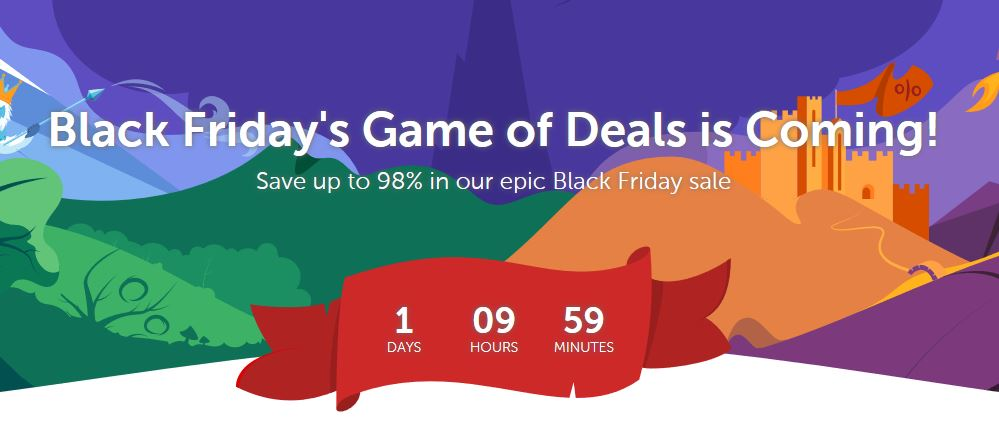 Namecheap Black Friday Sale & Offers