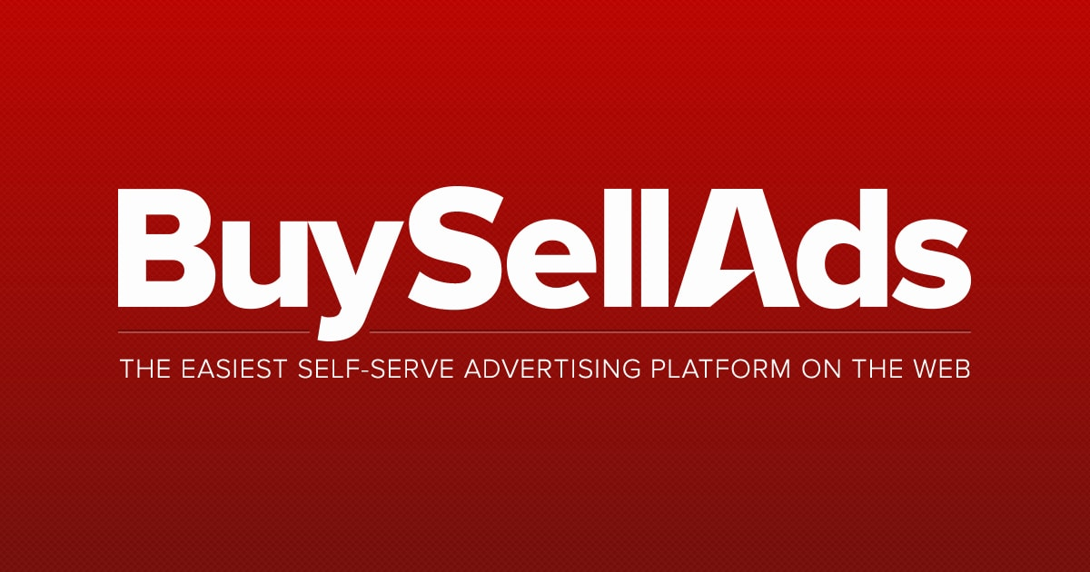 How to Get Approved on BuySellAds