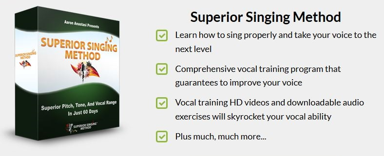 Superior Singing Method Coupon & Promo Code