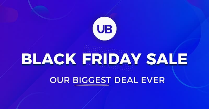 Ultimate Addons for Beaver Builder Black Friday - What's the Deal?