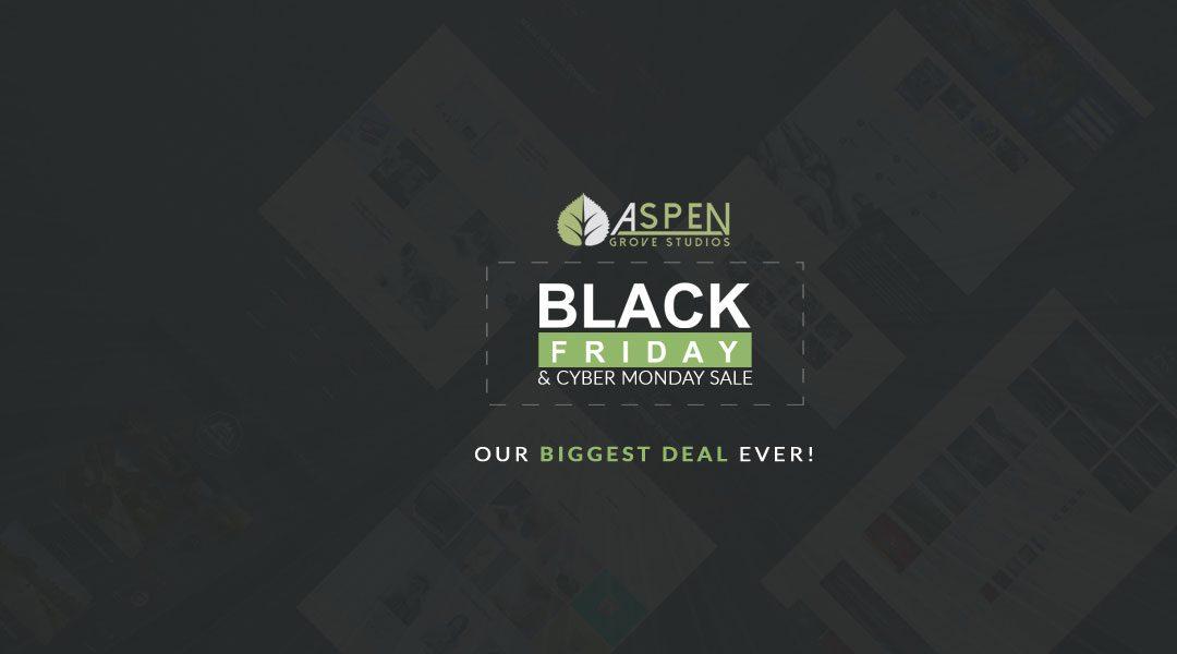 Aspen Grove Studios Black Friday Sale