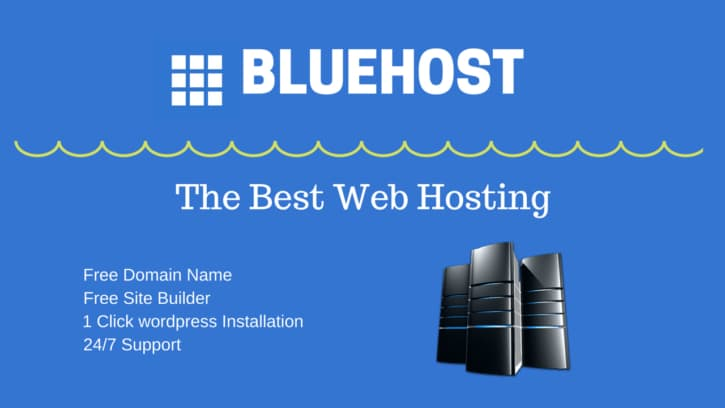Features of BlueHost Hosting