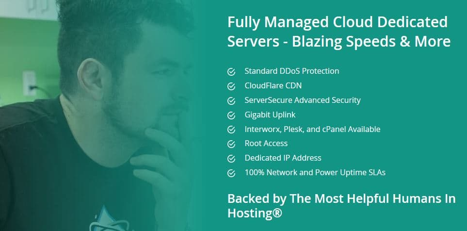 LiquidWeb Cloud Dedicated Hosting